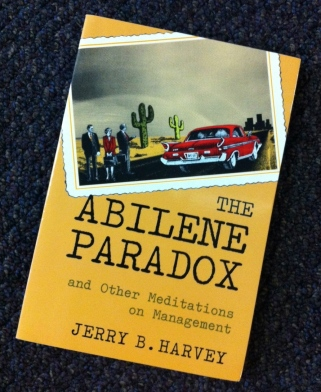 Image result for the abilene paradox
